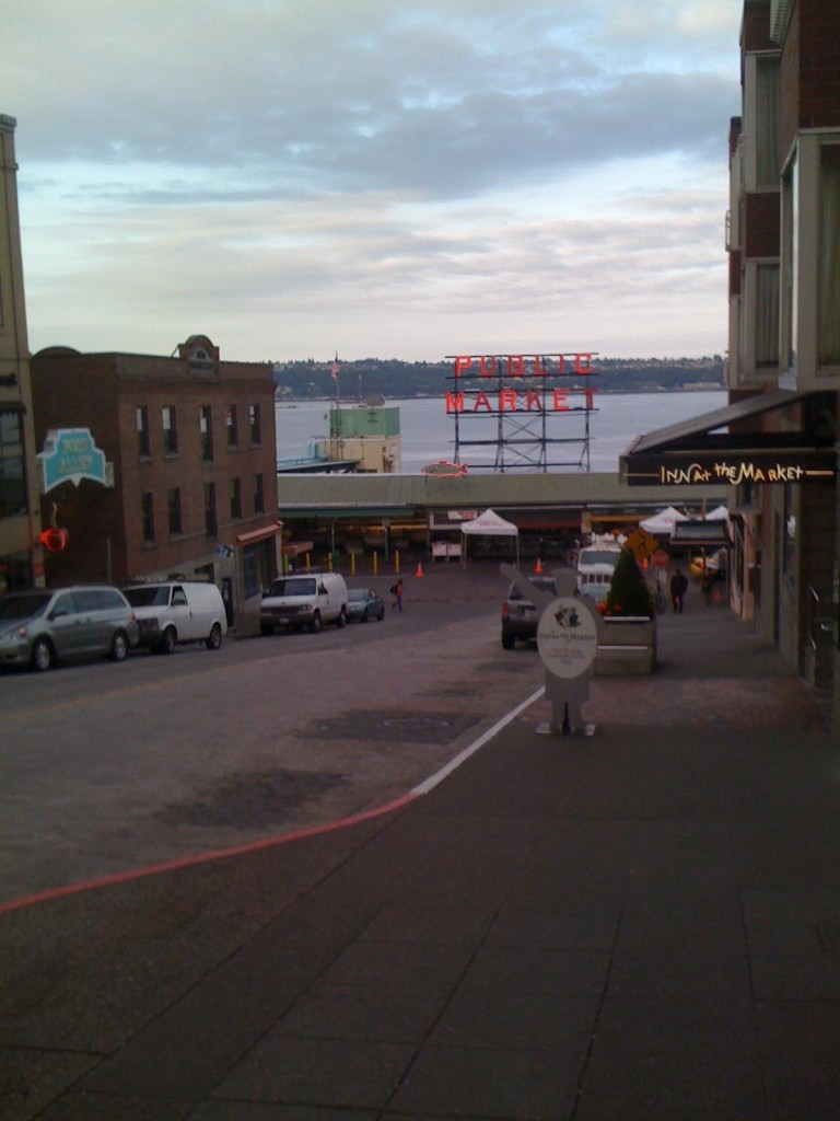 Seattle: The Public Market